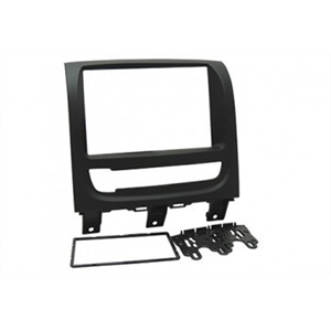 Cód: 2376 - Moldura 2 din Strada Adventure/ Palio Weekend Adventure 2013 a 2016 - Cor: Preto